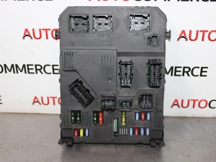 Berlingo Mk1 Fuse Box online wiring diagram