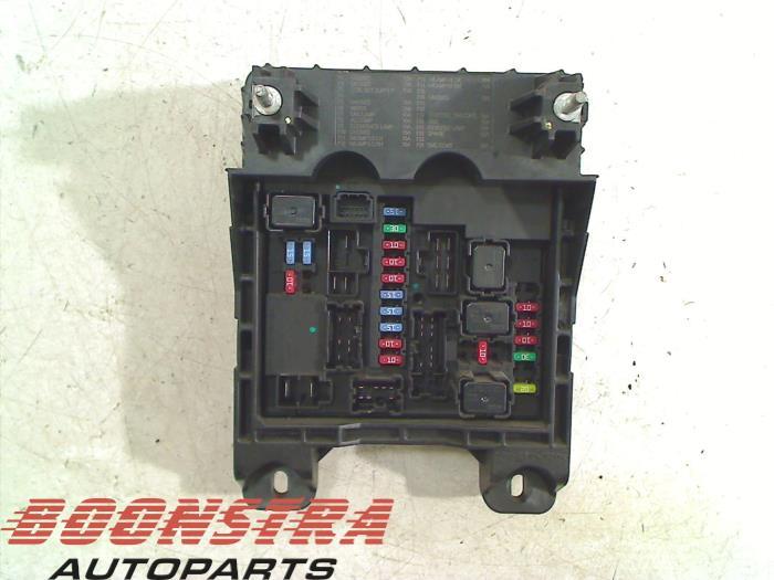 Nissan Cabstar Fuse Box Wiring Diagram