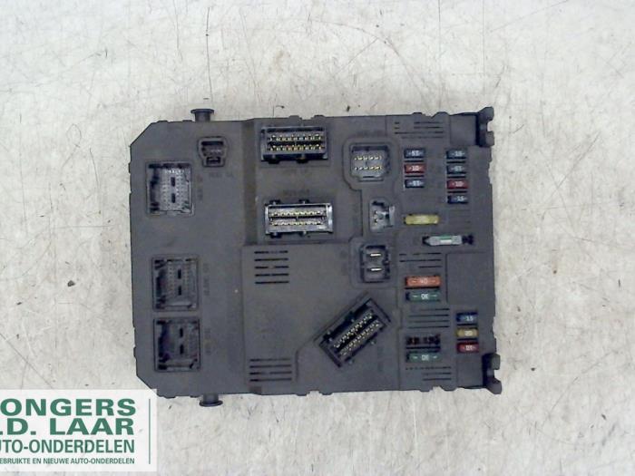 Used Citroen C3 (FC/FL/FT) 14 Fuse box - 9650585780 - BONGERS AUTO