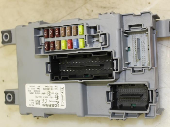 Used Citroen Nemo (AA) 13 HDi 75 Fuse box - 116RI000674 - van Gils
