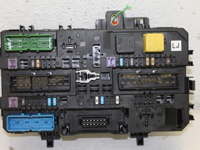 Used Opel Astra H (L48) 18 16V Fuse box - 5DK00866925 - van Gils