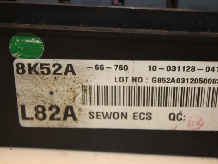 Used Kia Carnival/Sedona (FIB/FLD) 25 V6 24V Fuse box - 8K52A66760