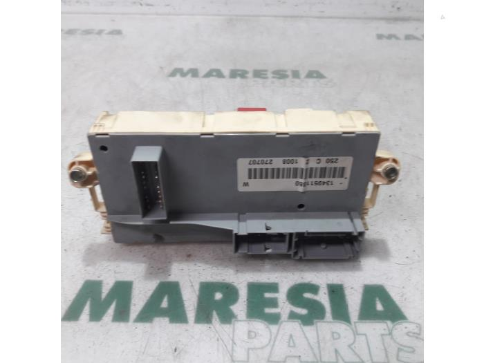 Used Citroen Jumper Fuse box - 1349511080 - Maresia Parts