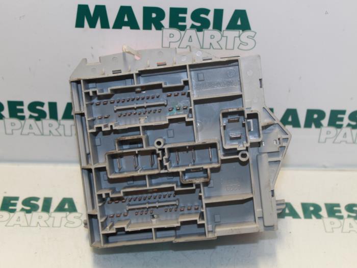 Used Fiat Bravo Fuse box - 51832042 - Maresia Parts ProxyParts