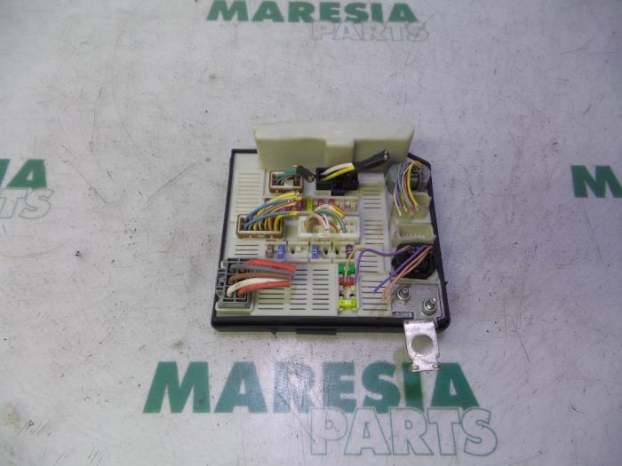 Used Renault Scénic II (JM) 16 16V Fuse box - 8200481866 - Maresia