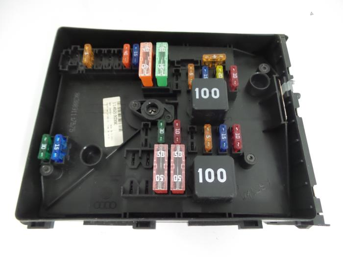 Used Skoda Octavia Combi (1Z5) 12 TSI Fuse box - 1K0937125D