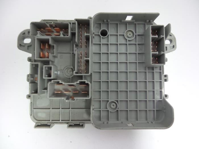 Fuse Box On A Rover 25 Wiring Diagram