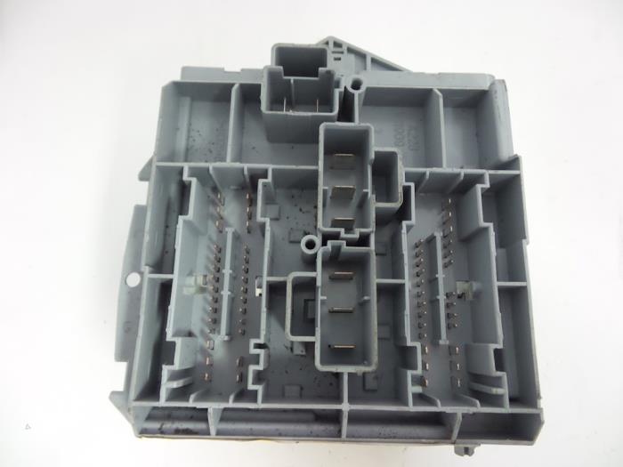 Used Fiat Bravo (198A) 16 JTD Multijet 105 Fuse box - 51775688