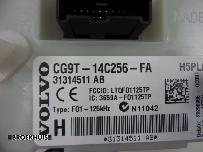 Used Volvo XC60 (DZ) 30 T6 24V AWD Fuse box - 31314511AB