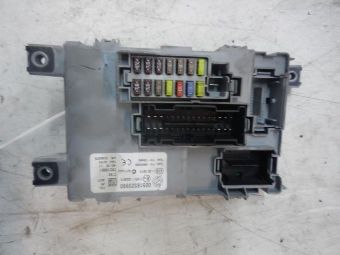 Fiat Fuse Box Wiring Diagram