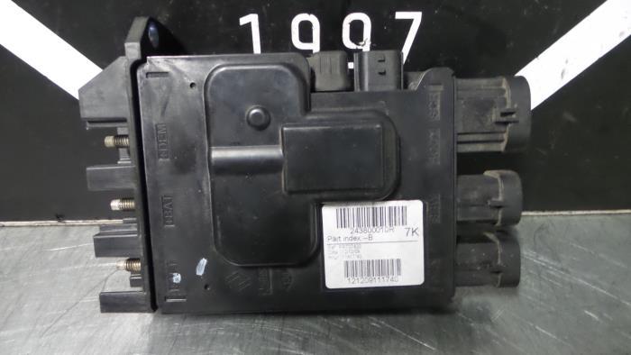 Used Renault Grand Scenic Fuse box - 243800010R - BZJ ProxyParts