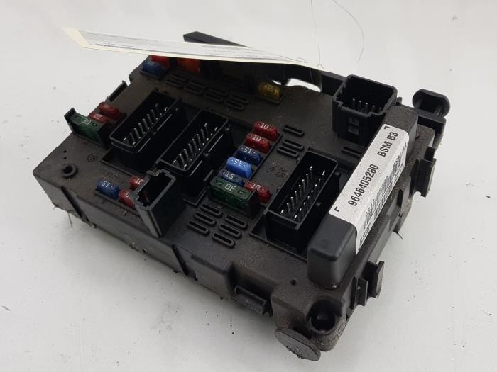 Peugeot 206 Fuse Box Where Wiring Diagram