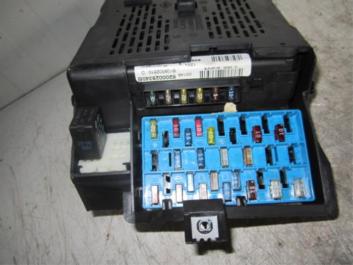 Megane Fuse Box Wiring Diagram