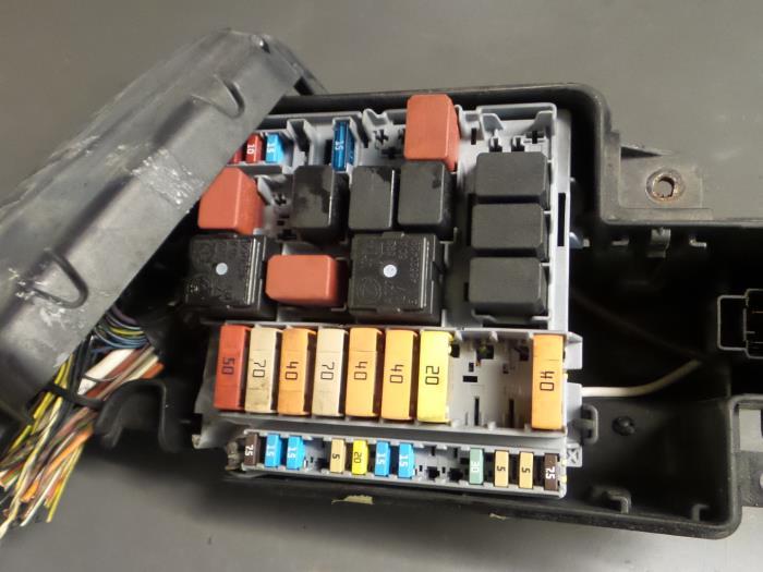Used Alfa Romeo MiTo (955) 14 TB 16V Fuse box - 50517710 - ATS