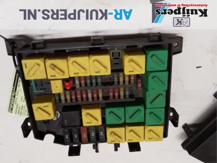 Used Landrover Range Rover Fuse box - AMP6405 - Autorecycling