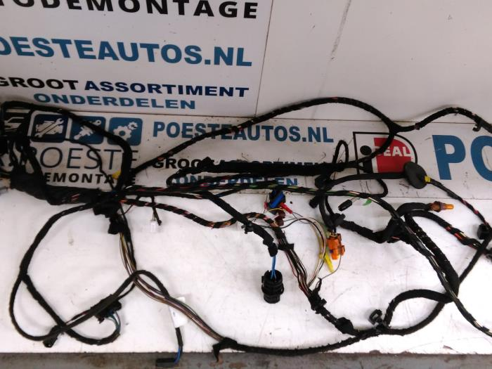 Wiring Harness Fire Control Cables  Wiring Diagram