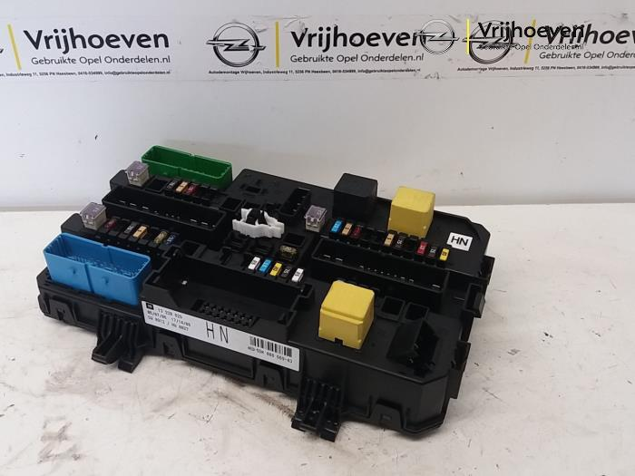 Fuse Box On Astra H Wiring Diagram
