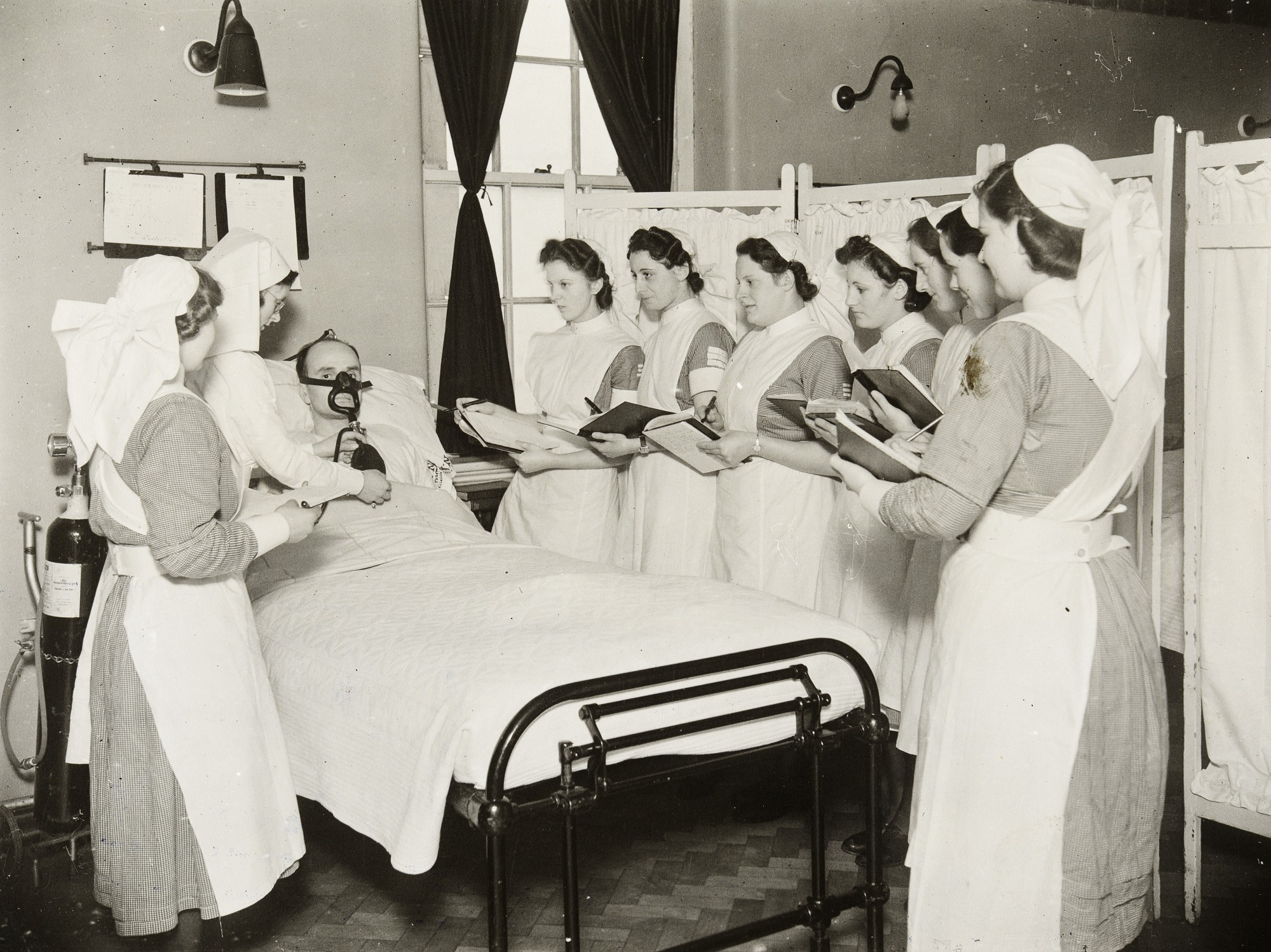 Nursing Times Looks Back At The Profession During The 1940s Nursing Times