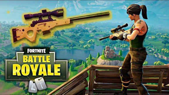 Season 4 Fornite Skins Wallpaper Fortnite Battle Royale Sniper Shootout Modus Is