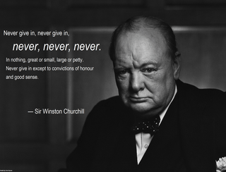 War Quote Wallpaper Hd Can Churchill S Speech Psychology Explain Oscar Success