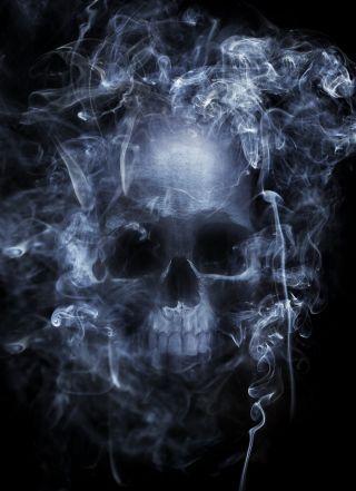 Skeleton Head Wallpaper 3d Why Do Teens Assume Vaping Or Smoking Marijuana Is