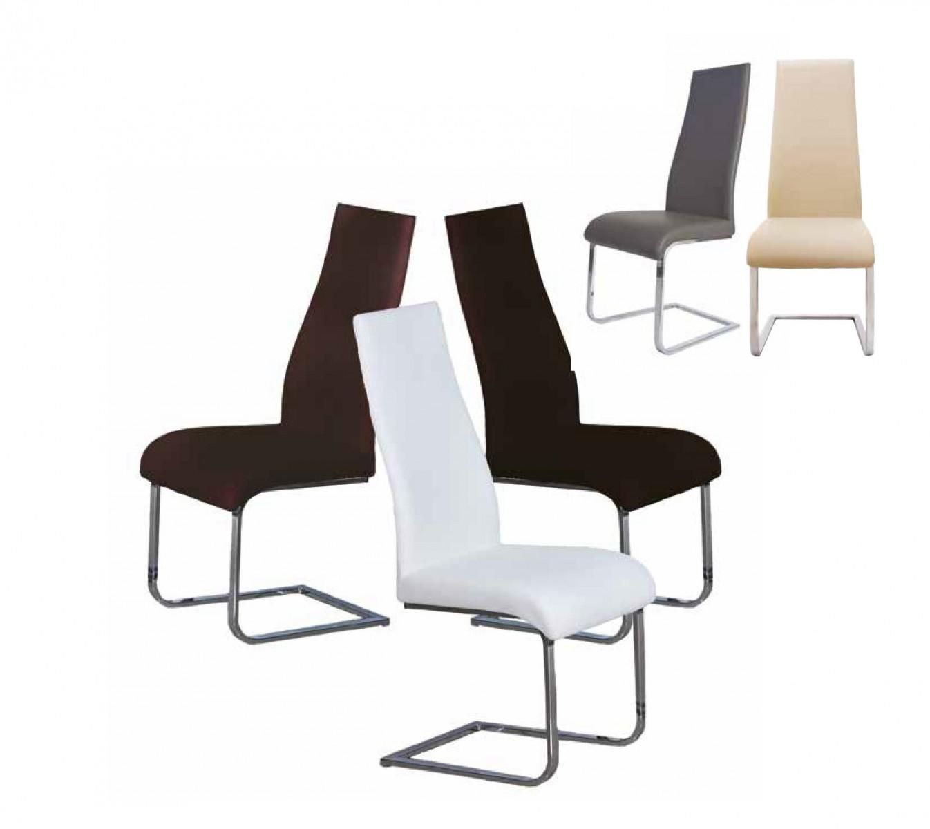 Sillas Modernas   Mesa Y Sillas Modernas 2 Muebles Belda