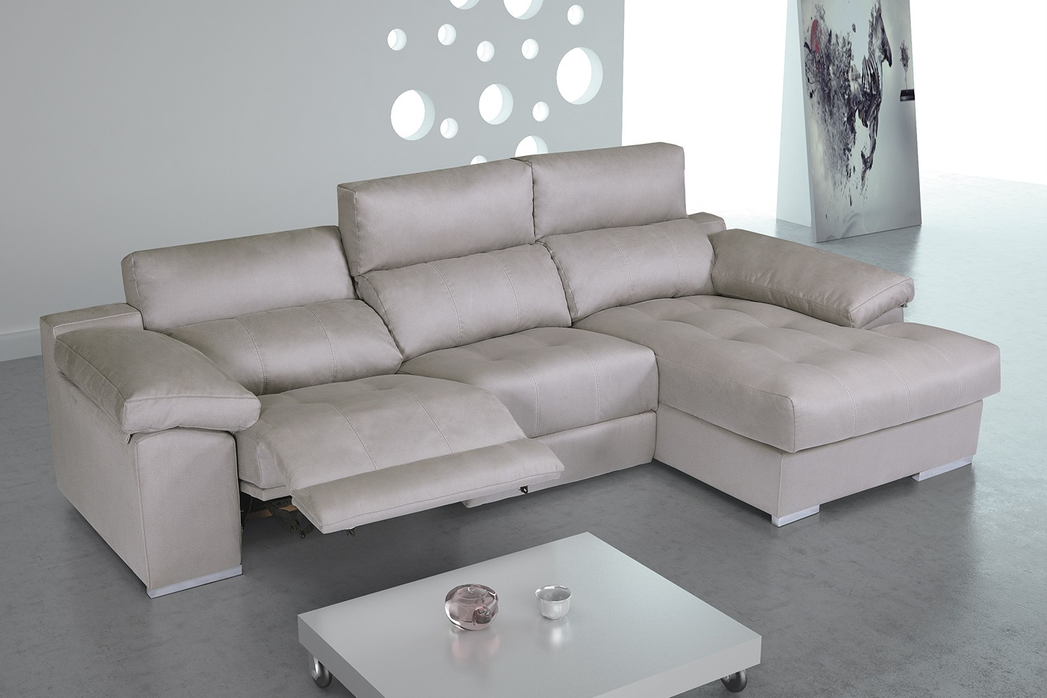 Ofertas Sillones Relax Sofás Chaise Longue 3 Y 2 Relax Oferta Mobles Sedavi