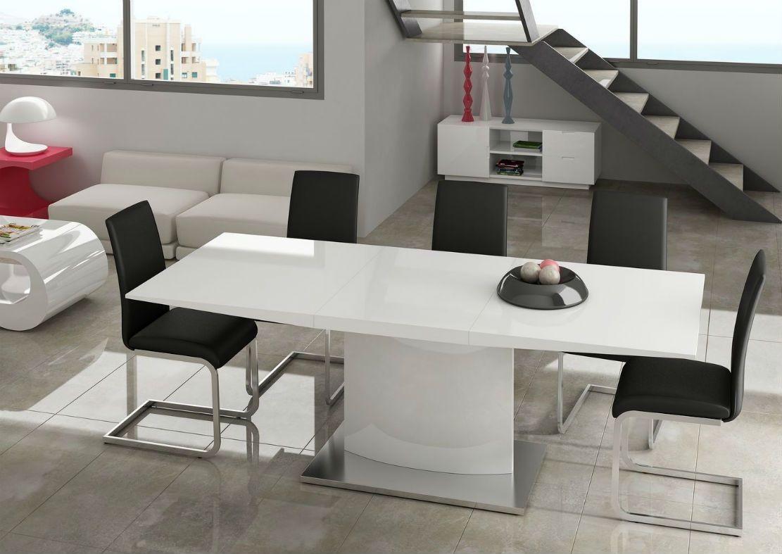 Mesas De Salon Modernas Extensibles | Mesas Extensibles Mesas De ...