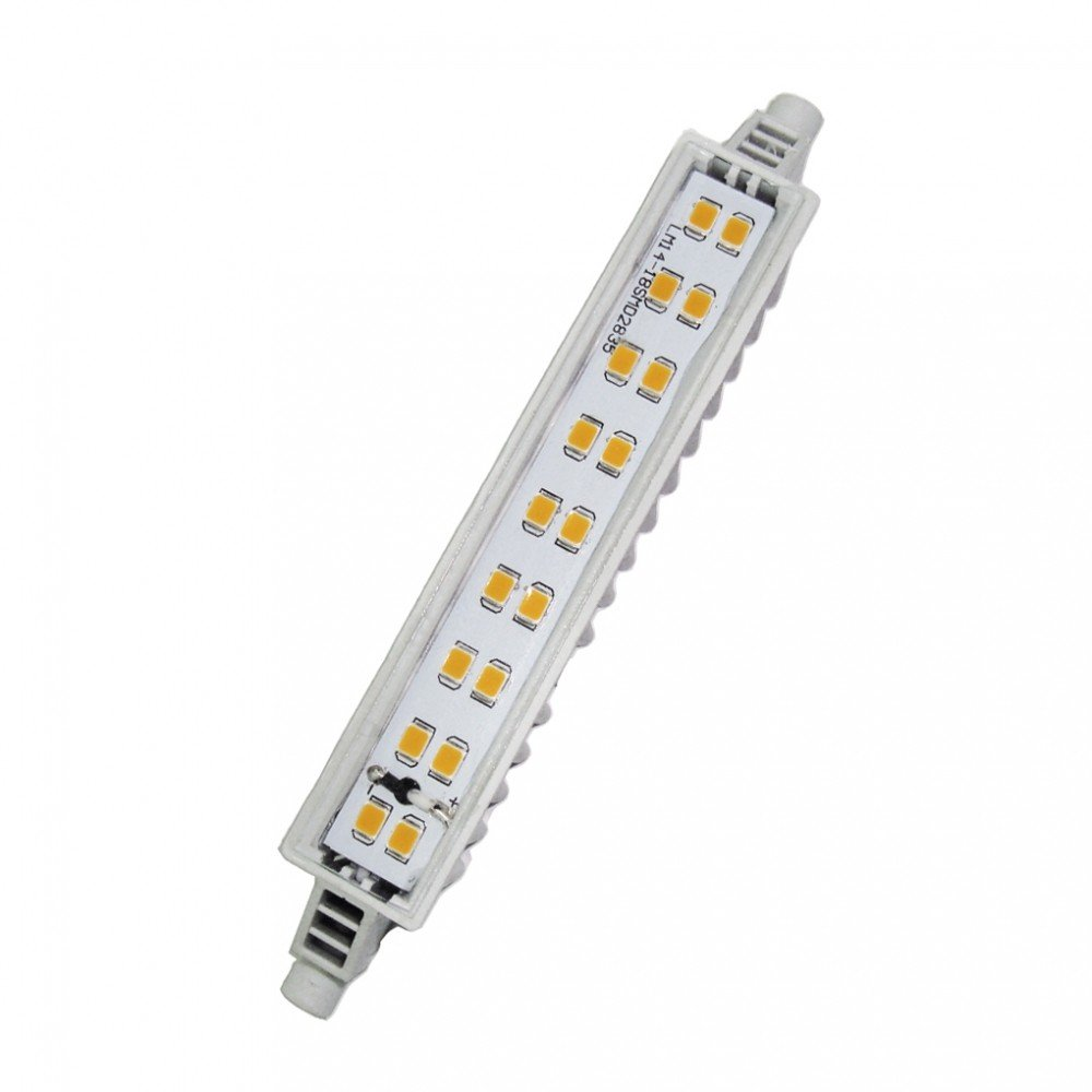 Lampara R7s Bajo Consumo Lighted Bombilla J118 Led 7w 120º Bombillas R7s Led Bombillas Led