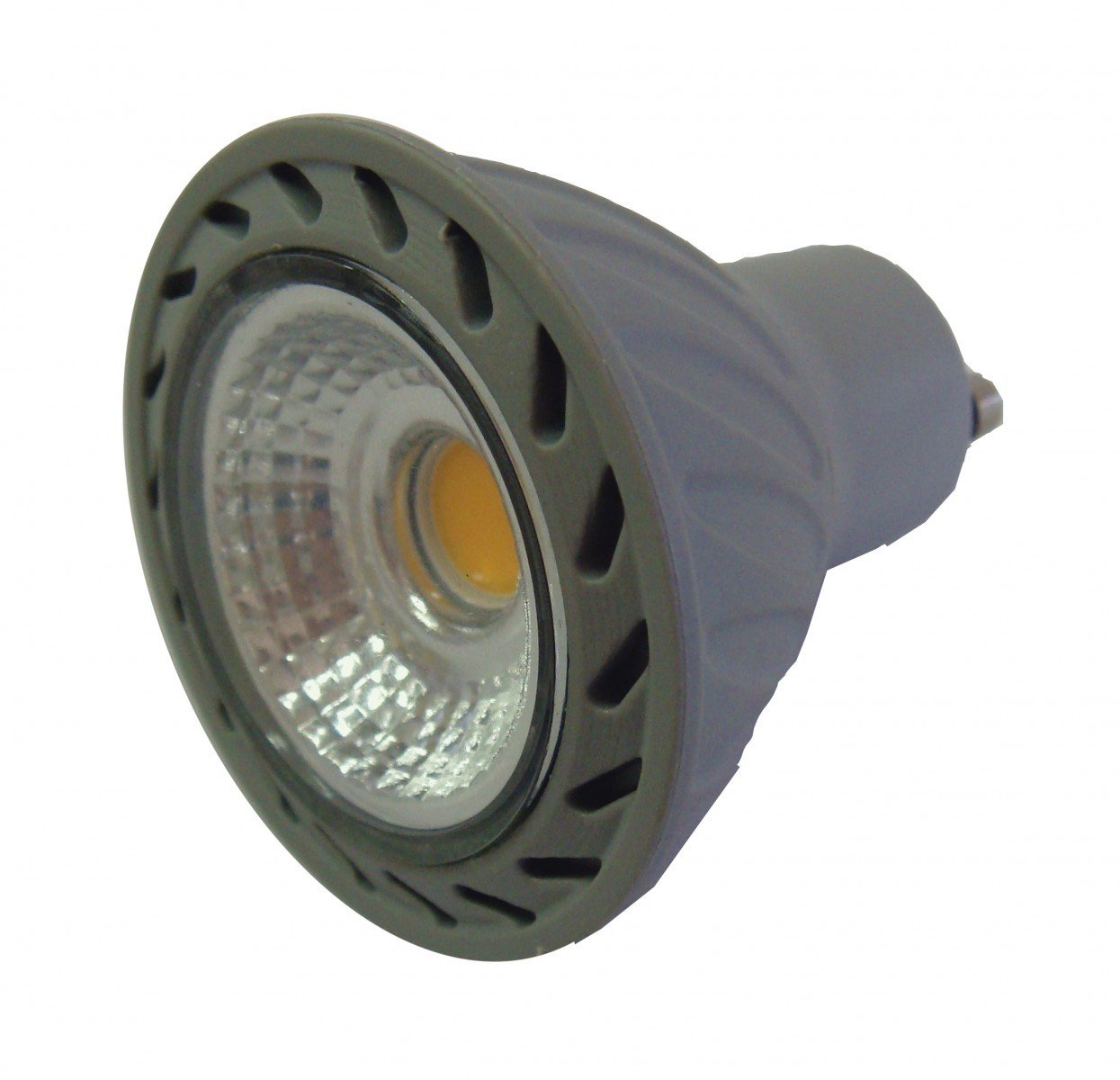 Portalamparas Led Gu10 Lighted Bombilla Gu10 Led Cob 7w 60º Bombillas Gu10 Led