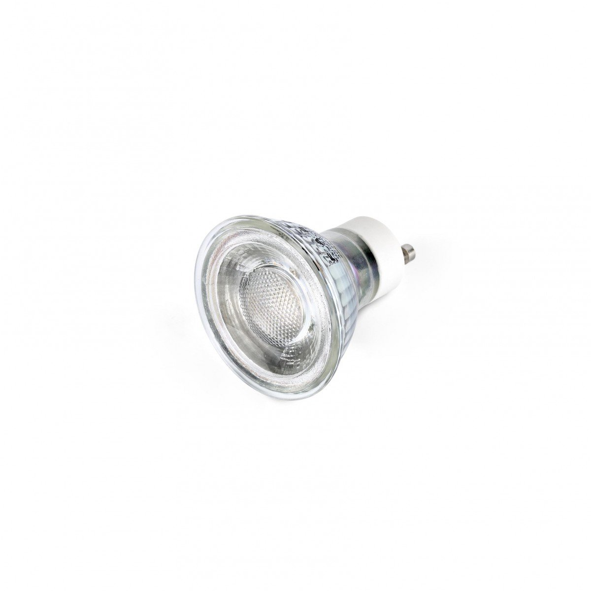 Las Bombillas Led Faro Bombilla Gu10 Led 7w 38º Cristal Bombillas Gu10 Led Bombillas Led