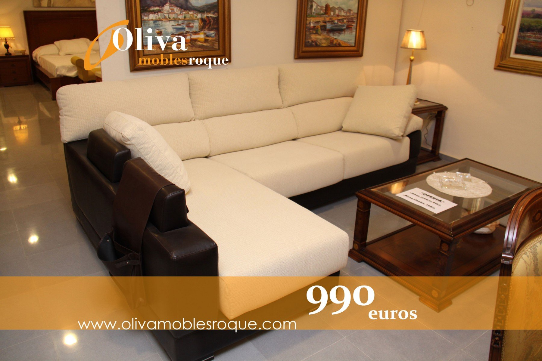 Sofa Outlet Alicante Oferta Sofa Chaise Longue De Ta Quatro Diseño A Precio Outlet