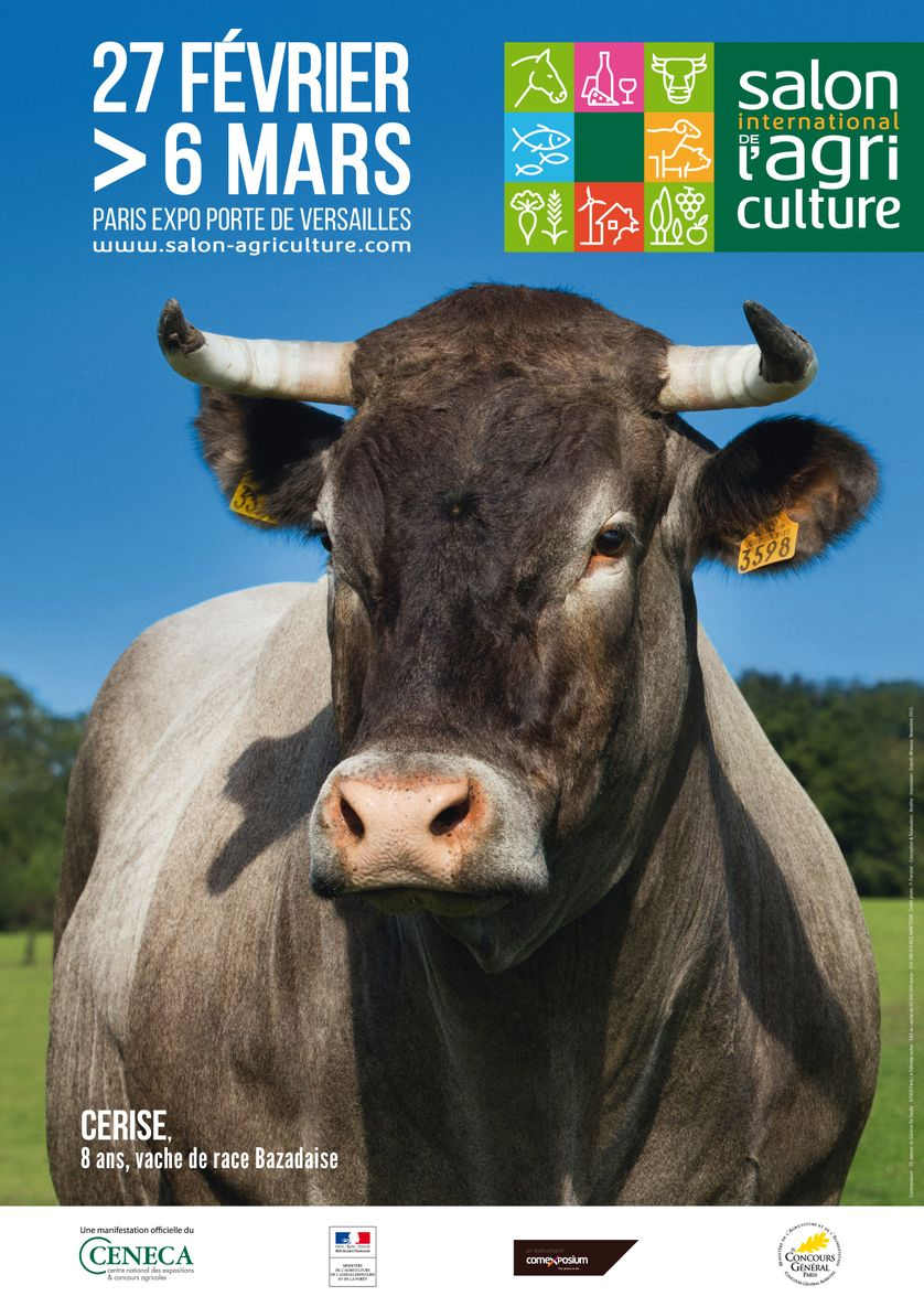 Billet Salon Agriculture Salon International De L Agriculture France Culture