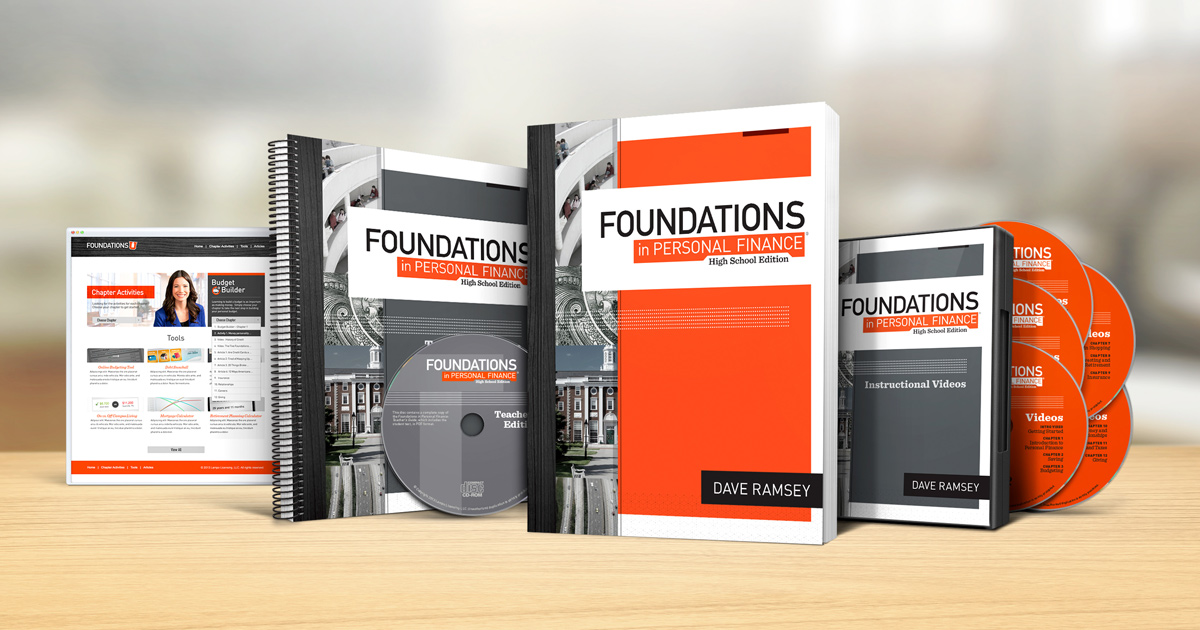 Foundations in Personal Finance DaveRamsey