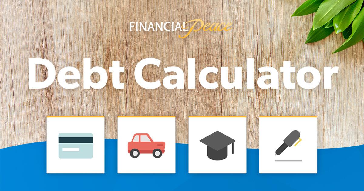 Debt Payoff Calculator DaveRamsey