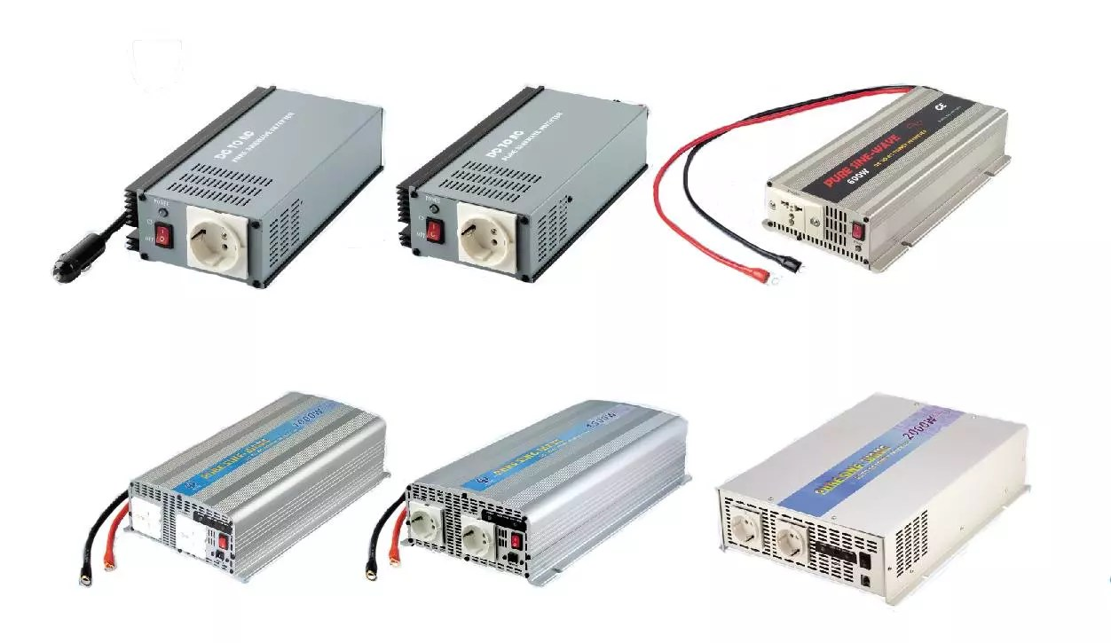 Ac Converter Dc To Ac Pure Sine Wave Power Inverter Power Inverters