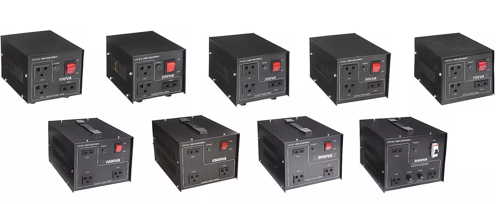 Ac Converter Ac To Ac Step Up Down Transformer Power Inverters Manufacturer