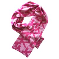 DKNY Pink scarf - Buy Second hand DKNY Pink scarf for 110.00