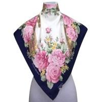 Yves Saint Laurent silk scarf - Buy Second hand Yves Saint ...