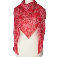 Chanel Chanel scarf Scarf Fuchsia scarf - Buy Second hand ...