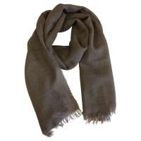 Yves Saint Laurent wool scarf - Buy Second hand Yves Saint ...