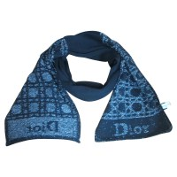 Christian Dior wool scarf - Buy Second hand Christian Dior ...