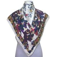 Christian Dior Christian Dior silk scarf - Buy Second hand ...