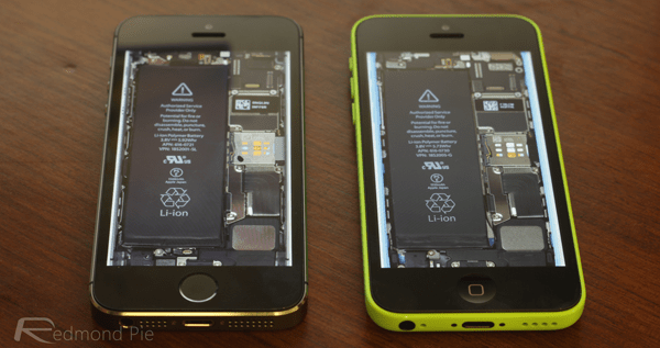 Iphone X Teardown Wallpaper Show Off Your Iphone 5s 5c And Imac Internals With These