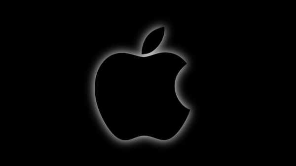 3d Effect Ipad Wallpaper Iphone X Glowing Apple Logo Mod Here S How To Get It