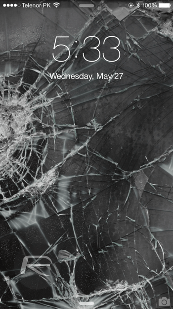 Cracked Screen Wallpaper Iphone 6 9 Best Iphone Pranks To Pull On Your Friends Redmond Pie
