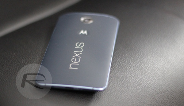 Nexus 6 Android main
