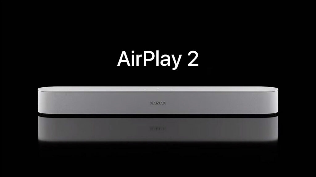 Sonos Speakers Get AirPlay 2 Support Via Software Update \u2013 Smart Tech