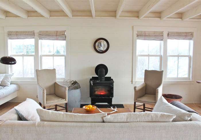 Expert Advice 11 Tips for Making a Room Look Bigger - Remodelista - how to make a small living room look bigger