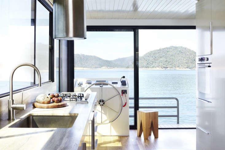 Lake Luxe The Bespoke Scandi Houseboat Australia Edition
